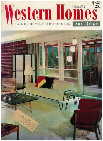 Western Homes - July 1957